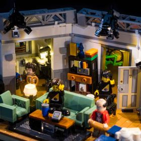 LIGHT MY BRICKS Kit for 21328 LEGO® Seinfeld