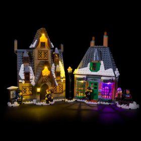 LIGHT MY BRICKS Kit for 76388 LEGO® Hogsmeade Village Visit