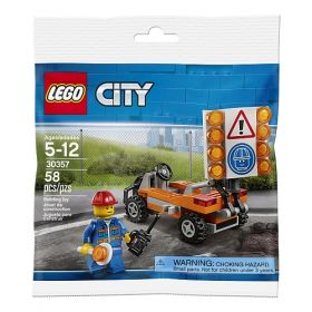 30357 LEGO® CITY Road Worker