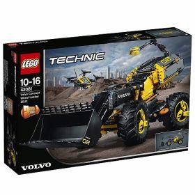 42081 LEGO® TECHNIC Volvo Concept Wheel Loader ZEUX
