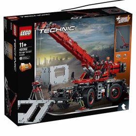 42082 LEGO® TECHNIC Rough Terrain Crane