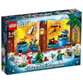 60201 LEGO® City Advent Calendar 2018