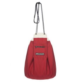 Play Pouch Rocket Red
