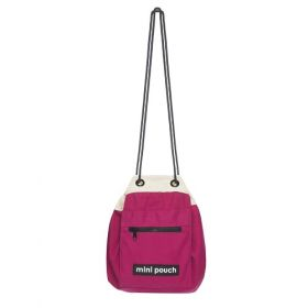 Play Pouch Mini Hot Pink
