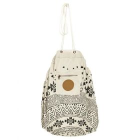 Play Pouch Tribal Natural