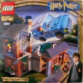 4728 LEGO® Harry Potter™ Escape from Privet Drive