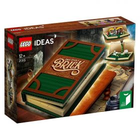 21315 LEGO® IDEAS Pop-Up Book
