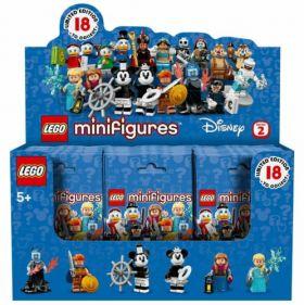 71024 LEGO® Minifigures Disney Series 2- 1 BOX