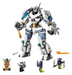71738 LEGO® NINJAGO® Zane's Titan Mech Battle