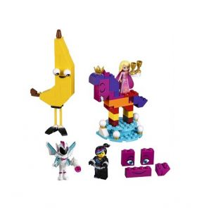 70824 LEGO® THE LEGO® MOVIE 2™ Introducing Queen Watevra Wa'Nabi