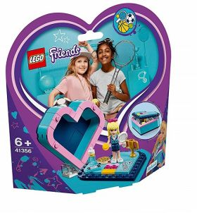 41356 LEGO® FRIENDS Stephanie's Heart Box