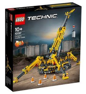 42097 LEGO® TECHNIC Compact Crawler Crane