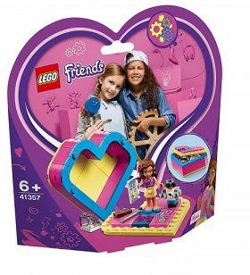 41357 LEGO® FRIENDS Olivia's Heart Box