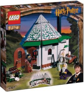 4707 LEGO® Harry Potter™ Hagrid's Hut