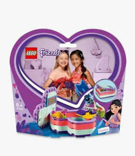 41385 LEGO® FRIENDS Emma's Summer Heart Box