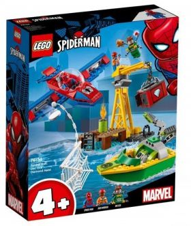 76134 LEGO® Super Heroes Spider-Man: Doc Ock Diamond Heist