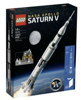 92176 LEGO® IDEAS NASA Apollo Saturn V