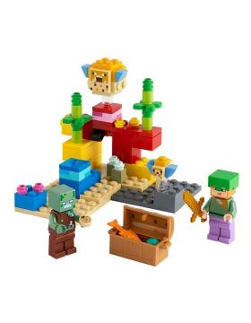 21164 LEGO® MINECRAFT™ The Coral Reef