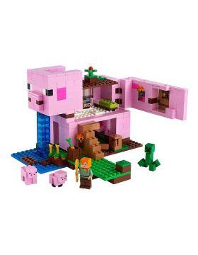 21170 LEGO® MINECRAFT™ The Pig House