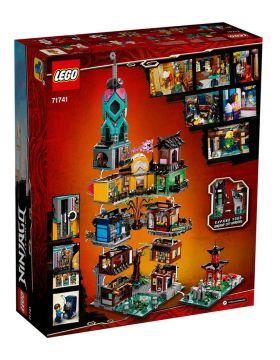 71741 LEGO® NINJAGO® City Gardens