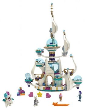 70838 LEGO® LEGO® MOVIE 2™ Queen Watevra's 'So-Not-Evil' Space Palace