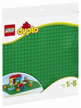 2304 LEGO® DUPLO® Large Green Building Plate