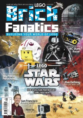 Brick Fanatics Magazine - ISSUE 6