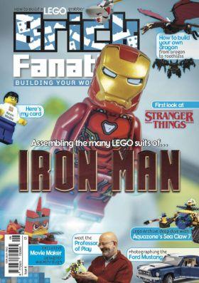 Brick Fanatics Magazine - ISSUE 6