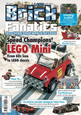 Brick Fanatics Magazine - ISSUE 4