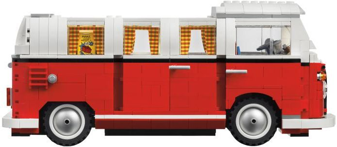 10220 lego exclusive volkswagen t1 camper van