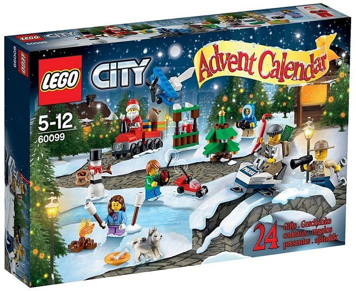 Lego City City Advent Calendar 2015 60099 Buy Online Justbricks